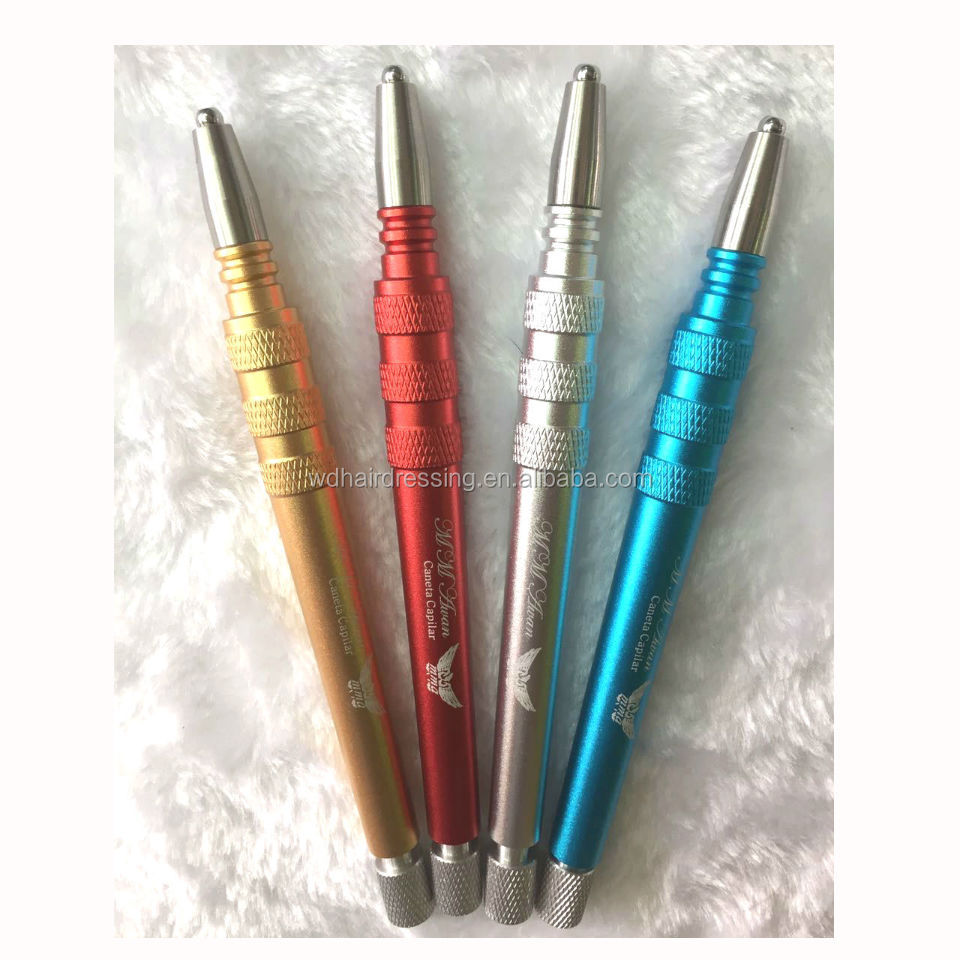 Hair tattoo engrave pen shaving and design stainless steel for Razor pen for hair tattoo