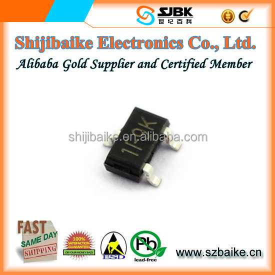 Electronic Components IRLML6401TRPBF P-Channel 12V 4.3A Transistor IC