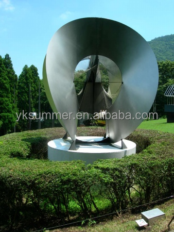 Modern garden art sculpture decoration