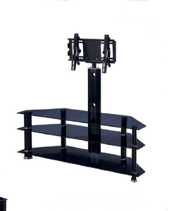 Hot sale new design modern upright tv stand
