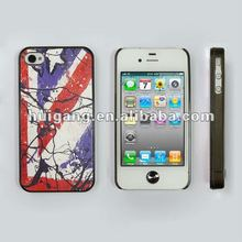 POPOBE uk flag case for iphone 4 4s