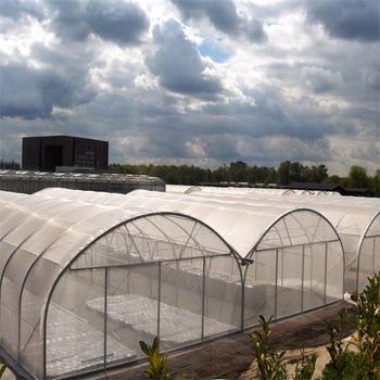 Grosse Kunststoff Landwirtschaftliche Gewachshaus Tunnel Gemuse