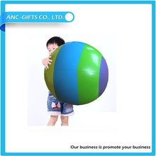 clear pvc cheap wholesale inflatable giant beach ball