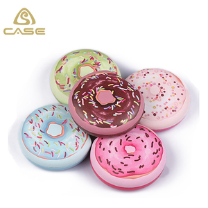 Hot Selling Mini Contact Lens Case Travel Kit Mirror Container High Quality Cute Portable