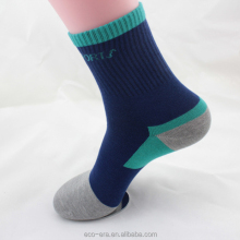 Good Quality Boys Sport Socks 100% Bamboo Tube Socks