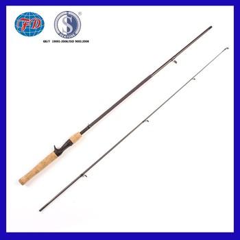 Factory Price 2 Piece Fiberglass Lady Fishing Rod Buy