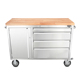 Metal tool cabinet trolley box tool workbench