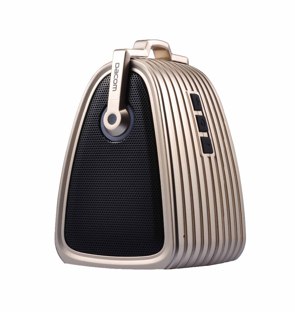 2015 china supplier new outdoor waterproof portable music speaker with mobile power supply support custom order