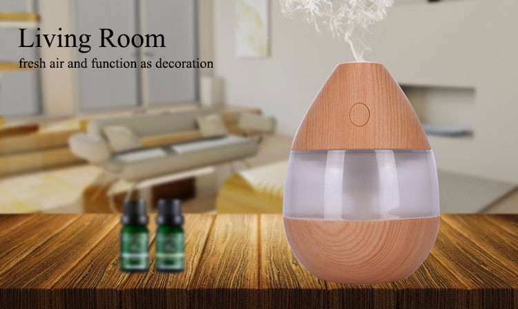save 20% new commercial electric ultransimit mini wooden aroma diffuser essential oil