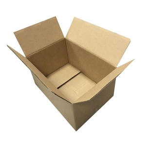 Corrugated shipping packaging Custom Color foldable Mailer Recycle Custom carton box for moving