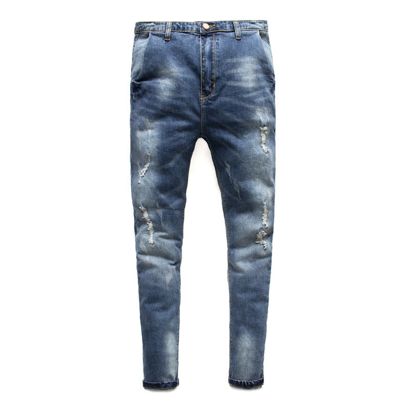 Men s Jeans. Denim is the ultimate closet staple. Style casual and dressed-up looks around one of the hardest working pieces of clothing you'll ever own.