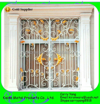 Ornamental Wrought Iron Window Grill Design Home Buy Window Grill