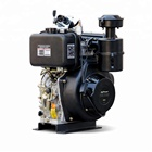 Run smoothly 4hp 10hp diesel 1 cylinder small engine
