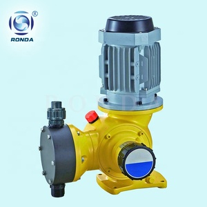 GM PTFE chlorine dosing pump caustic soda pump mechanical diaphragm metering pump