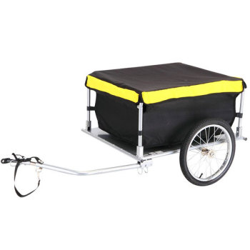 Fabric Covered Bicycle Cargo