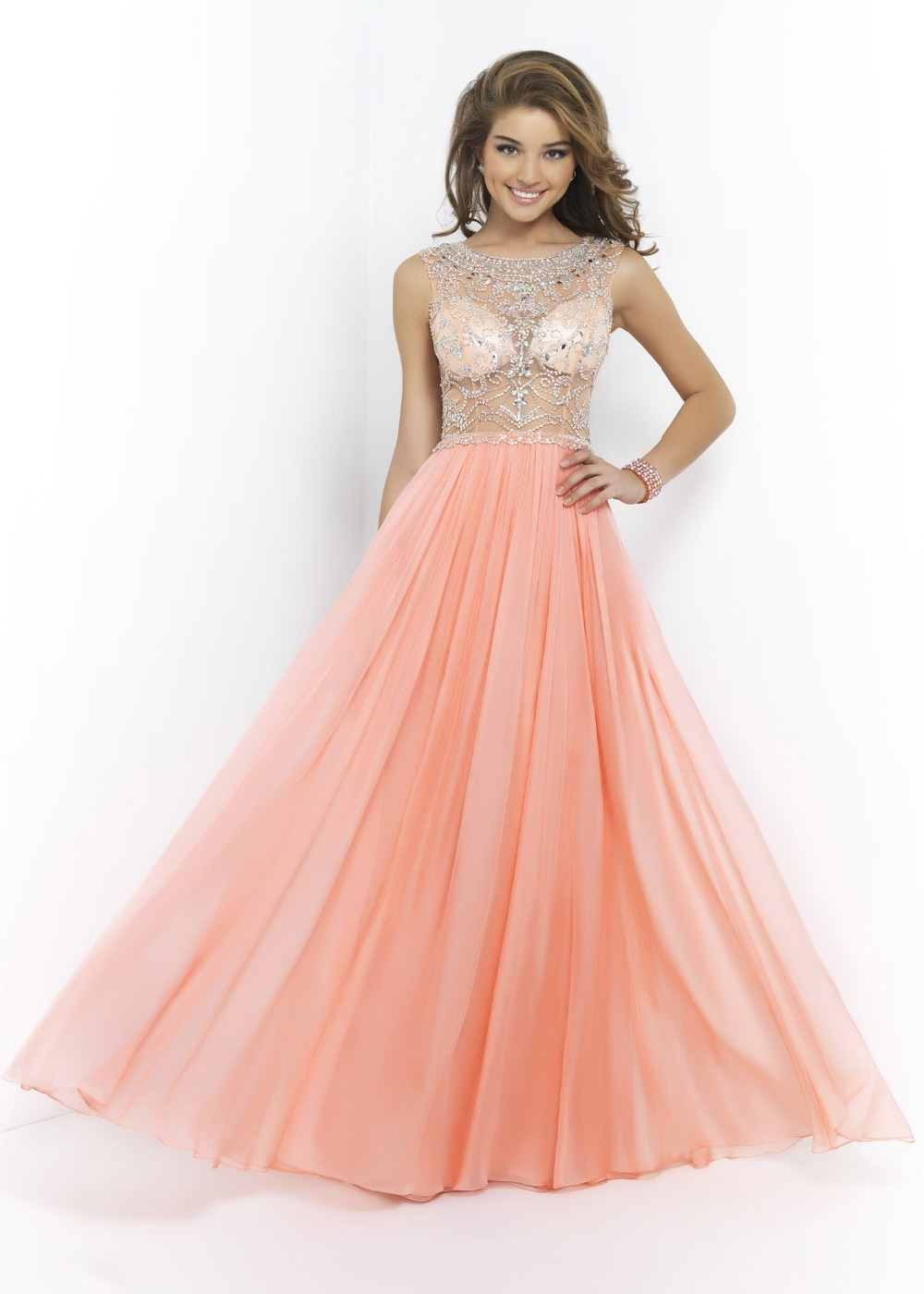 Cheap Coral Dress Prom, find Coral Dress Prom deals on line at ...