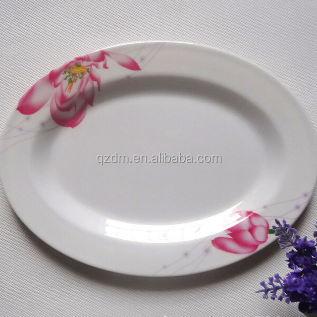 12 Inch Melamine Oval Dinner Plates & China 12 Dinner Plate Wholesale 🇨🇳 - Alibaba