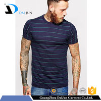 Daijun oem men high quality 50 polyester 38 cotton 12 rayon cheap chinese multi colored t shirt