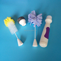 Household kitchen tools electric cleaning brushes sets for cleaning