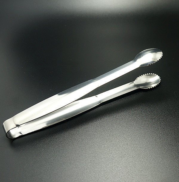2016 best wholesale bar stainless steel ice tong from alibaba china