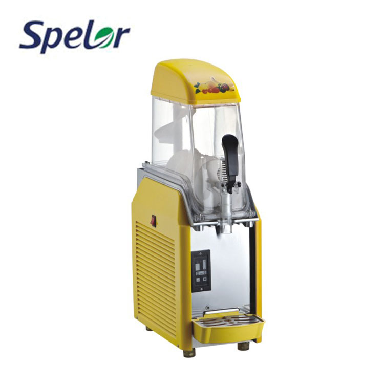High Performance Stainless Steel Ice Slush Frappe Machine