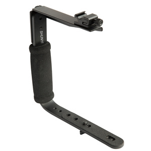 Photo Studio Equipment C Shaped Bracket For Camera Flashlight
