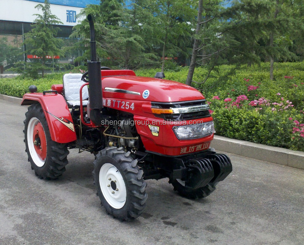 CE cetificated factory supply goede kwaliteit mahindra 25HP tractor prijs