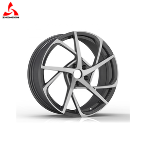 Factory price 18' 19' wheels 5x114.3 FG940 Gunmetal alloy forged wheel fits NSX-2016
