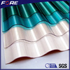 High quality Chalking resistant/Strong Strength Durable FRP translucent roofing sheets