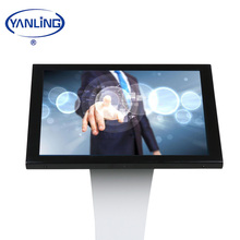 15 inch industrial KIOSK computer Intel Core i5 4200u fan all in one touch screen pc with 2 usb3.0