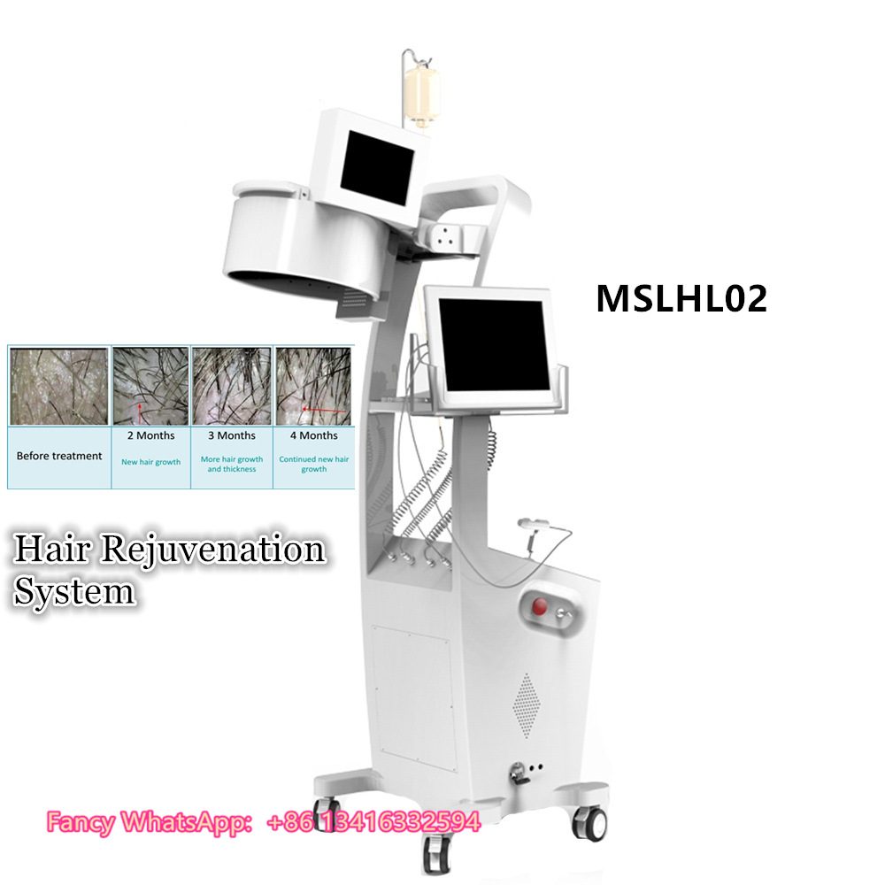 Xma Led Regrowth Treatment System For Hair Loss,Hair ...