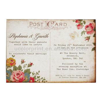Laser Cutting Wedding Invitations Cards Envelopes Silk Printing Buy Laser Cutting Wedding Invitation Cards Wedding Invitation Card Custom Banquet