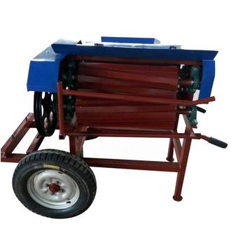 High quality automatic Industry hemp peeling machine fibre decorticating equipment Stripping machine