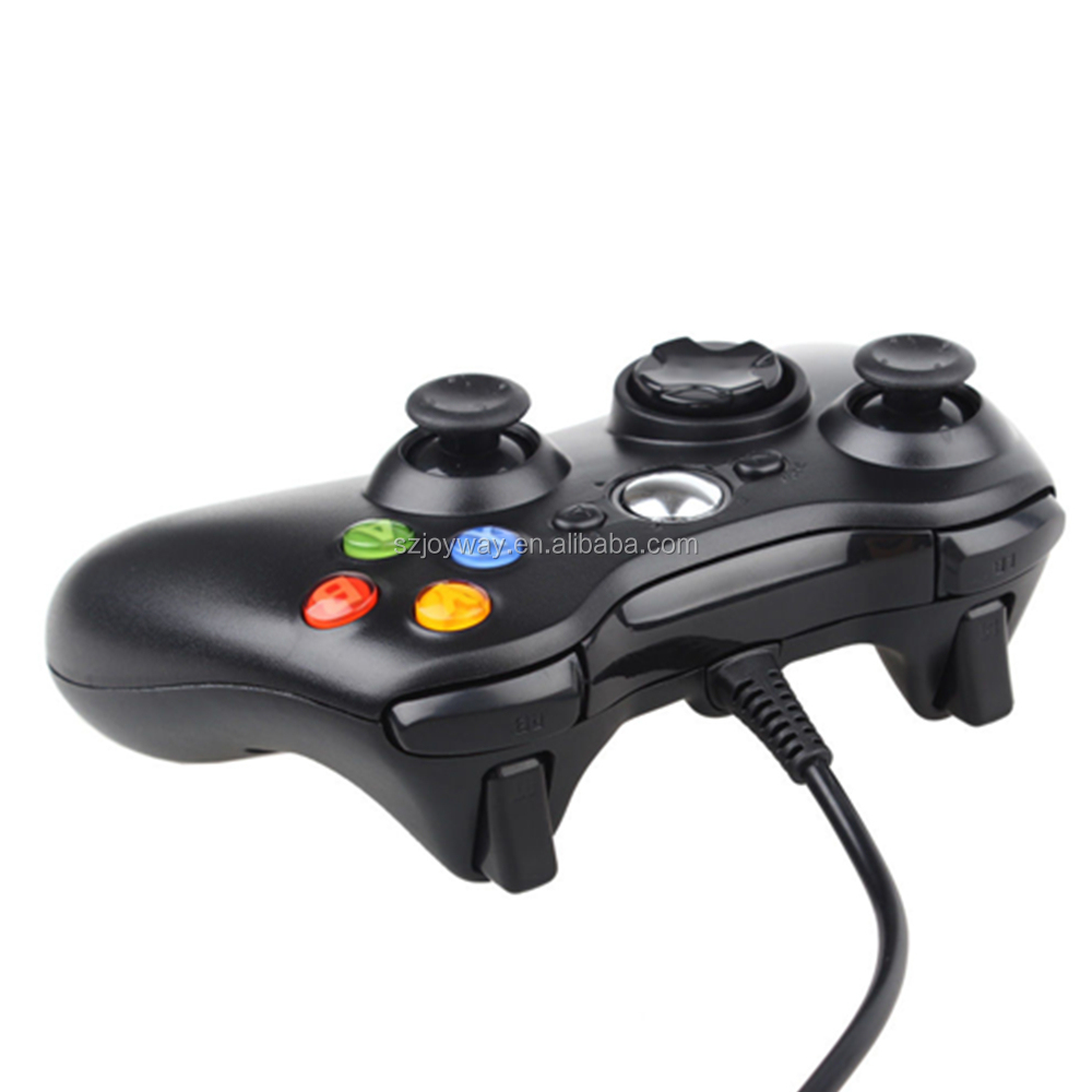 Voor XBOX 360 ST USB Hot selling Wired Game Controller gamepad joystick