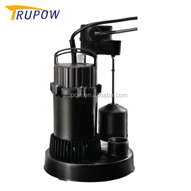 UL approved 110v submersible water pump sump