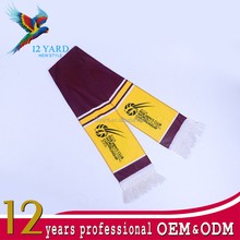 Best-selling Doha Asian Games neck scarf types, sport printed neck shawl