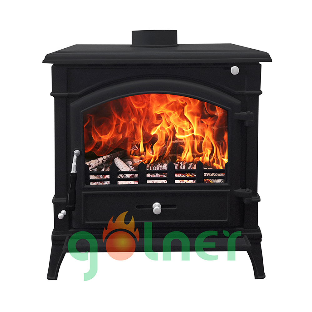 Z-12 Cast Iron Wood Stove For Sale/wood Burning Fireplace/indoor ...