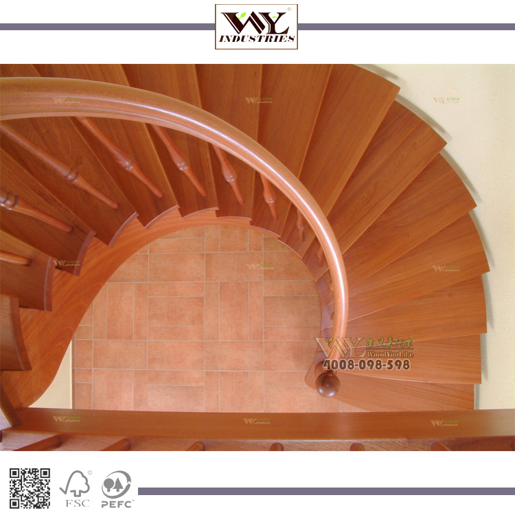 Cherry Wood Staircase, Cherry Wood Staircase Suppliers And Manufacturers At  Alibaba.com