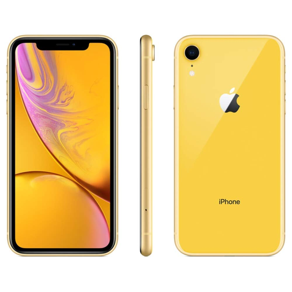 Wholesale Online Yellow 128GB A Grade 98% New Reused phones For Iphone <strong>Apple</strong> XR