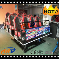 low investment high profit 12d cinema simulation rides amusement factory in Guangzhou