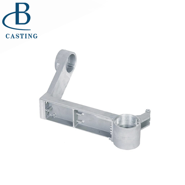 OEM Service Customized Low Pressure Aluminum Die Casting Part