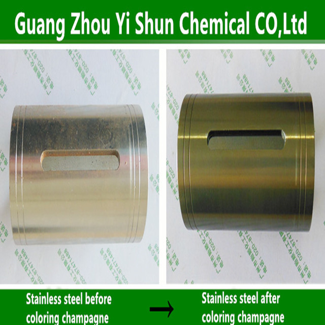 Metal Coloring Agents Imitation Champagne Gold Agents Chemical ...