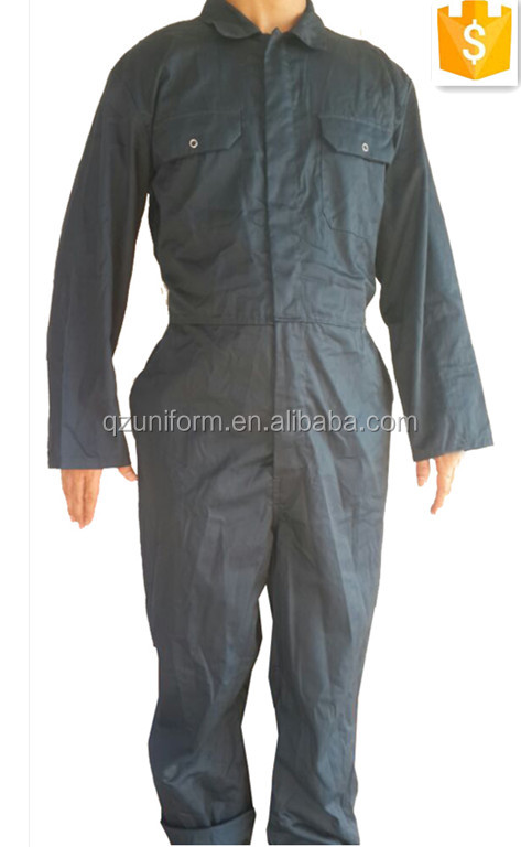 esd antistatic overall custom style navy blue coverall cheap price good quality