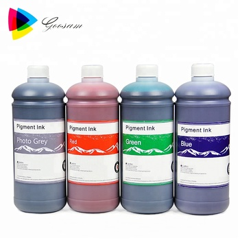 Water based pigment ink for Epson SureColor SC-P5000 printer, View pigment  ink for epson p5000, Goosam Product Details from Shenzhen Goosam Technology
