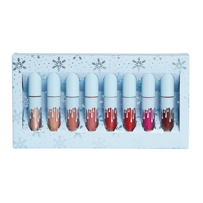 2018 Christmas Collection Baby It's Cold Outside Cosmetics Matte Liquid Lipstick Holiday Lip Set фото