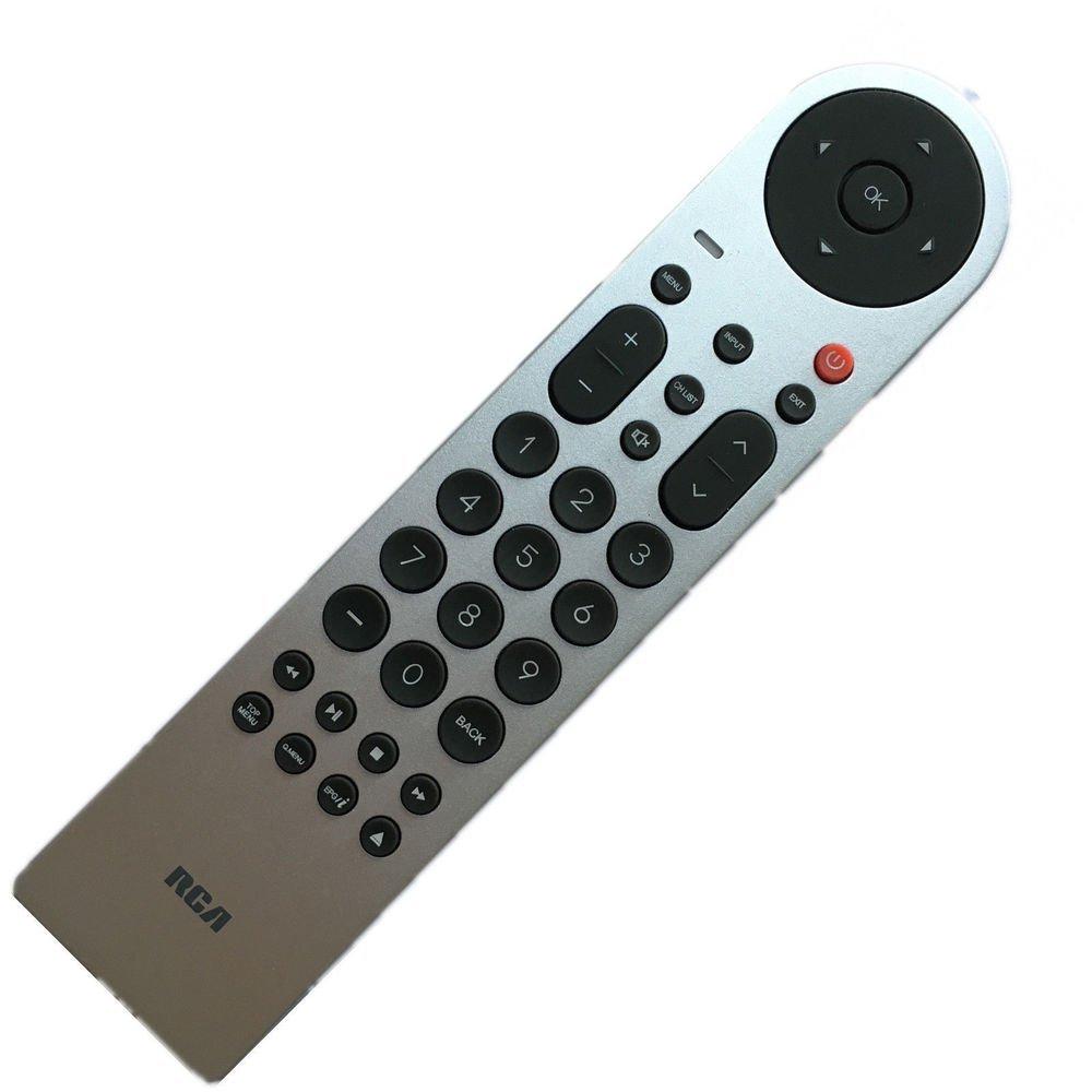 TopOne US New RCA Remote RE20QP215 for LED46C45RQ LED50B45RQ LED40C45RQ LED55G55R120Q