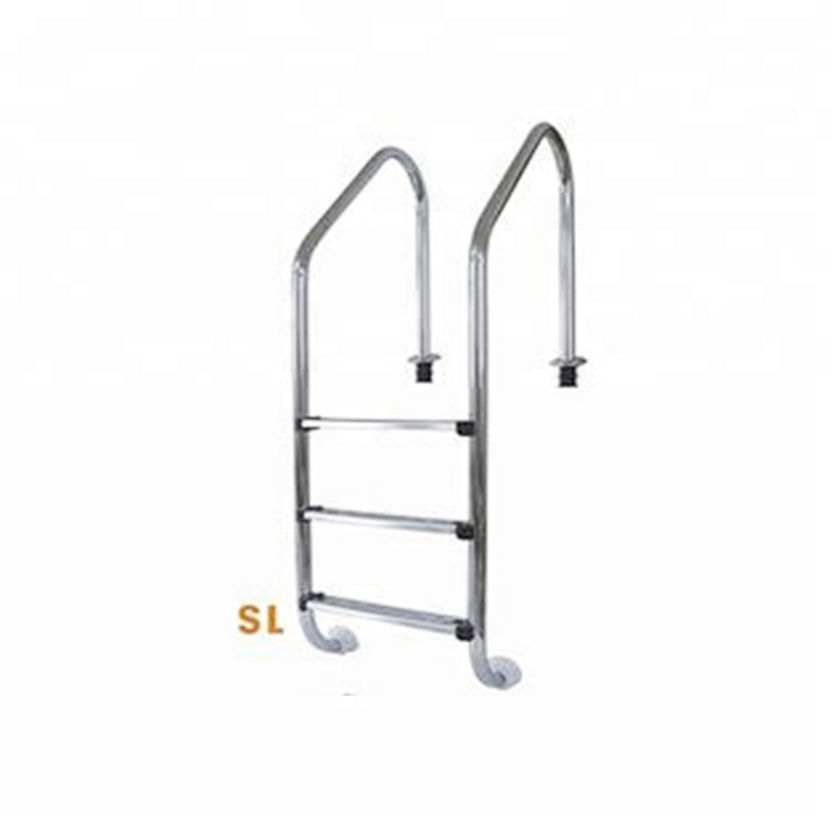 Guangzhou Supply Swimming Pool Stainless Steel Step Ladder/ Safety Handrail  Pool Ladder - Buy Safety Step Ladders With Handrail,Cheap Above Ground ...