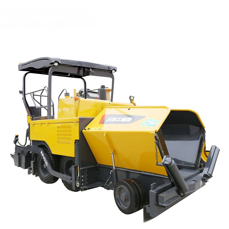 XCMG 4.5m width small Asphalt Concrete Paver price in Indonesia
