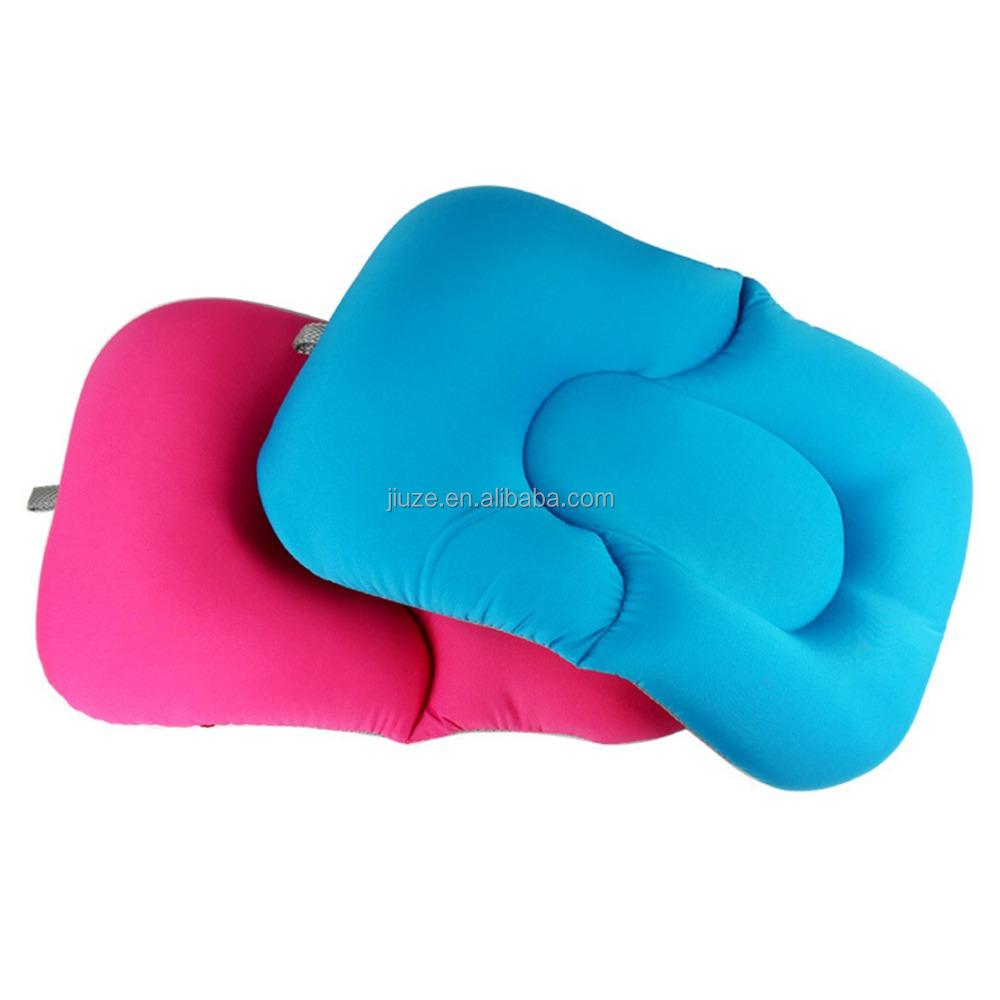 רק החוצה כרית אמבטיה אמבטיה יילוד תינוק כסא כרית כרית אוויר צף מושב רך כרית WY-82