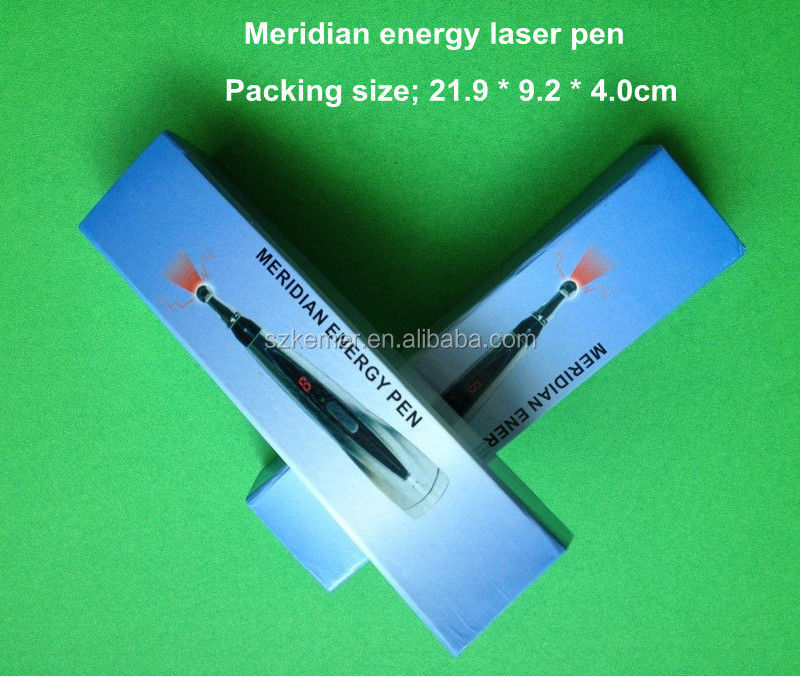High Quality electronic needle pain gone laser pen for accupuncture